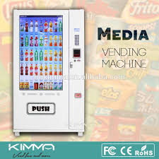 Touch Screen Vending Machine Gorgeous 48' Touch Screen Vending Machine For Smoothie Buy Vending Machine