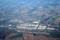 Charles de Gaulle Airport - Wikipedia