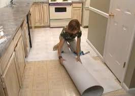 how to install self stick floor tiles how tos diy