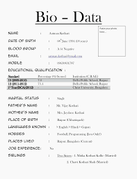 Biodata Resume Format Format For Marriage Proposal For Girl Marriage