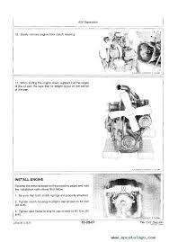 john deere 650 750 tractors technical manual tm1242 pdf repair enlarge