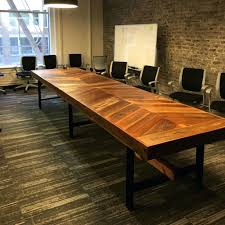 astonishing office desks. Luxury Reclaimed Wood Office Desk Ideas : Best Of 1630 Astonishing Chevron Conference Table By B Fice Desks T