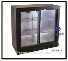 slide door freezer blizzard bar2sl bottle cooler sliding 2 door american french door fridge freezer