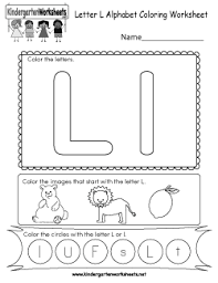 Fun to complete, important skills to learn! Free Kindergarten Alphabet Worksheets Learning The Basics