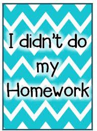 Oops i forgot to do my homework   Successful Essay   fpdf de