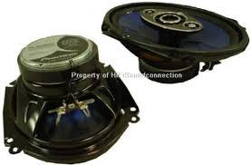 pioneer 6x8 speakers. pioneer ts-a6881r car audio 4-way 6x8 5x7 speaker pair speakers i