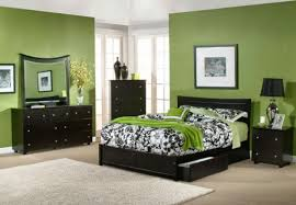 white bedroom with dark furniture. dark brown furniture bedroom ideas green and white with 6