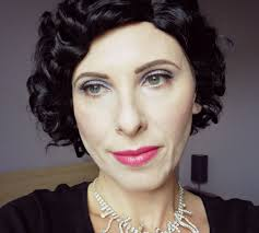 1930s makeup look