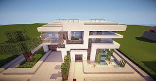 minecraft fence designs. Modern House 1 By ROCKJAYDEN Minecraft Fence Designs R