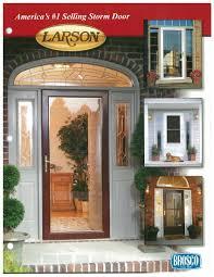 larson retractable screen door. NSWS For Marvin - LARSON Storm Doors Larson Retractable Screen Door