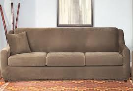 3 seat sleeper sofa slip covers couch