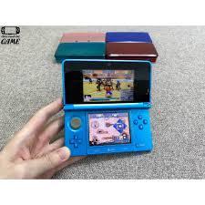 Máy Nintendo 3DS (Miễn phí cài Game, Phụ kiện đầy đủ) - Nintendo DS