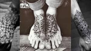 Tatuaggi Mandala Per Uomo Il Significato E I Punti Del Corpo Dove
