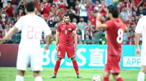 ملخص مباراة سوريا والصين 2-1 | النسور على بعد خطوة من التأهل | التصفيات  الآسيوية المزدوجة - YouTube