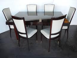 art deco dining art deco dining room set art deco dining room
