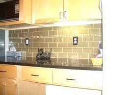 glass tile kitchen tiling designs awesome looks green ideas pictures backsplash brown ki