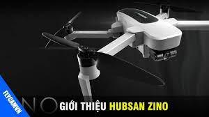 Flycam Hubsan Zino H117s - Gimbal 3 trục, Camera 4K chính hãng