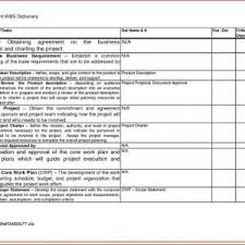 Business Requirement Document Template Simple New Business ...