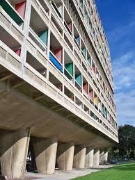 Les Lieux à Découvrir Cité Radieuse Marseille