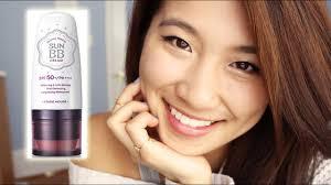 natural back to korean makeup tutorial