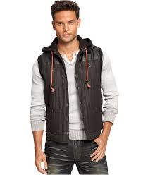 INC International Concepts Vest, Mendel Quilted Vest - Mens Coats ... & INC International Concepts Vest, Mendel Quilted Vest - Mens Coats & Jackets  - Macy's Adamdwight.com