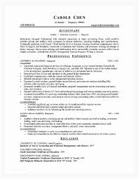 Successful Resume Format Impressive Successful Resume Good Resume Format Ambfaizelismail