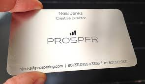 Stainless Steel Business Cards Stainless Steel Visiting Card
