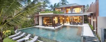 5 bedroom luxury beachfront villa - The Global Island