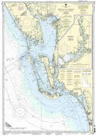 Tampa Bay Marine Chart Nautical Map Boca Grande Florida Google Search Estero