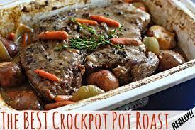 the best crockpot pot roast 5