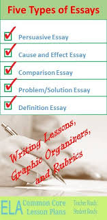 best types of essay ideas essay transition  easy to write not so easy to teach unless you have these guidelines for teaching different types of essays just having the basic breakdown of the
