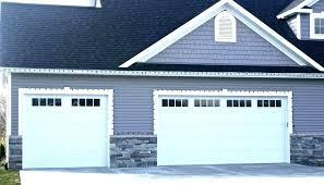 18 foot garage door