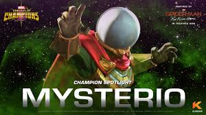 How To Defeat Mysterio Uncollected Marvel Contest Of