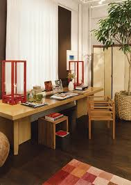 japanese office design. Give The Home Office Some Natural Greenery [Design: Thom Filicia] Japanese Design