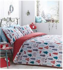 this is a very design conscious duvet cover while still managing to feature prancing deer and bunnies genius