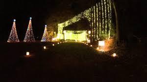 lights huntsville botanical
