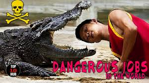 Top 10 Most Dangerous Jobs In The World Youtube