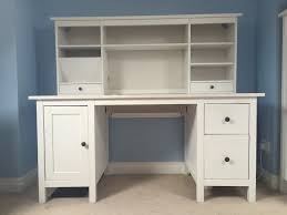 ikea hemnes desk and add on unit