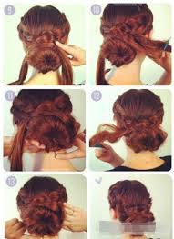 pictures on how to do updo hairstyles step by step, cute Wedding Hairstyles Step By Step 1000 images about hair styles on pinterest long hairstyles · fantastic 10 easy wedding updo hairstyles step fancy hairstyles step by step for wedding