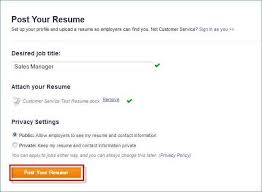 View My Indeed Resume Luxury Indeed Com Resume Search Beautiful