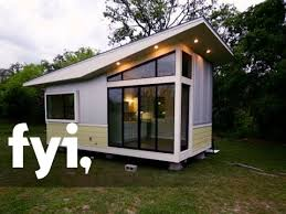 Small Picture Tiny House Hunting Less is More in a Modern Studio S2 E7 FYI