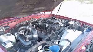 1995 Toyota Land Cruiser with 4BT Cummins 3.9L Turbo Diesel ...