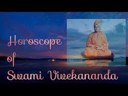 Horoscope Of Swami Vivekananda By Astro Rekha