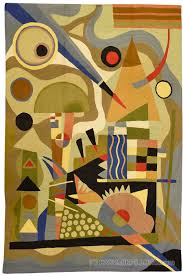 kandinsky rugs abstract wall hangings hand embroidered accent  on wall art tapestry hangings with kandinsky abstract composition wool rug wall tapestry hand
