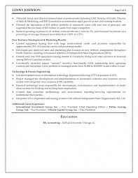 senior executive resume senior executive resume