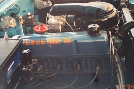 All Chevy chevy 235 engine : 55 Chevy rebuilt 235 motor & trans   The H.A.M.B.