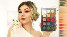 <b>ZOEVA Matte Spectrum Eyeshadow</b> Palette REVIEW   SWATCHES ...