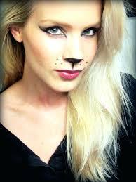 black cat makeup photo 1 for