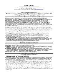 click here to download this director of technology resume template httpwww sample technology resume