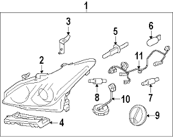 parts com® infiniti g37 wiring harness oem parts diagrams 2008 infiniti g37 base v6 3 7 liter gas wiring harness